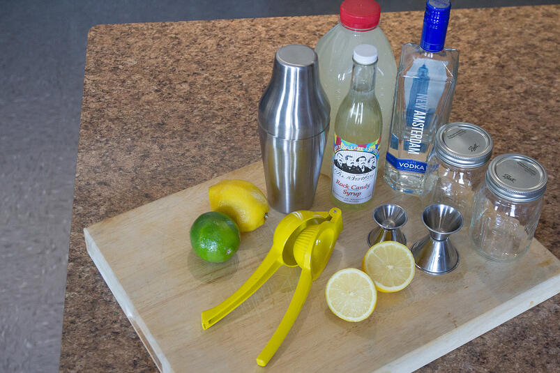 Everything-Needed-for-Spiked-Lemonade