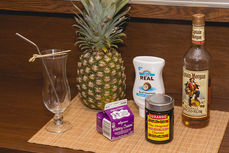 The-Piña-Colada-Ingredients