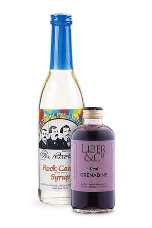 cocktail syrup