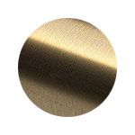 Antique Brass Sample Finish