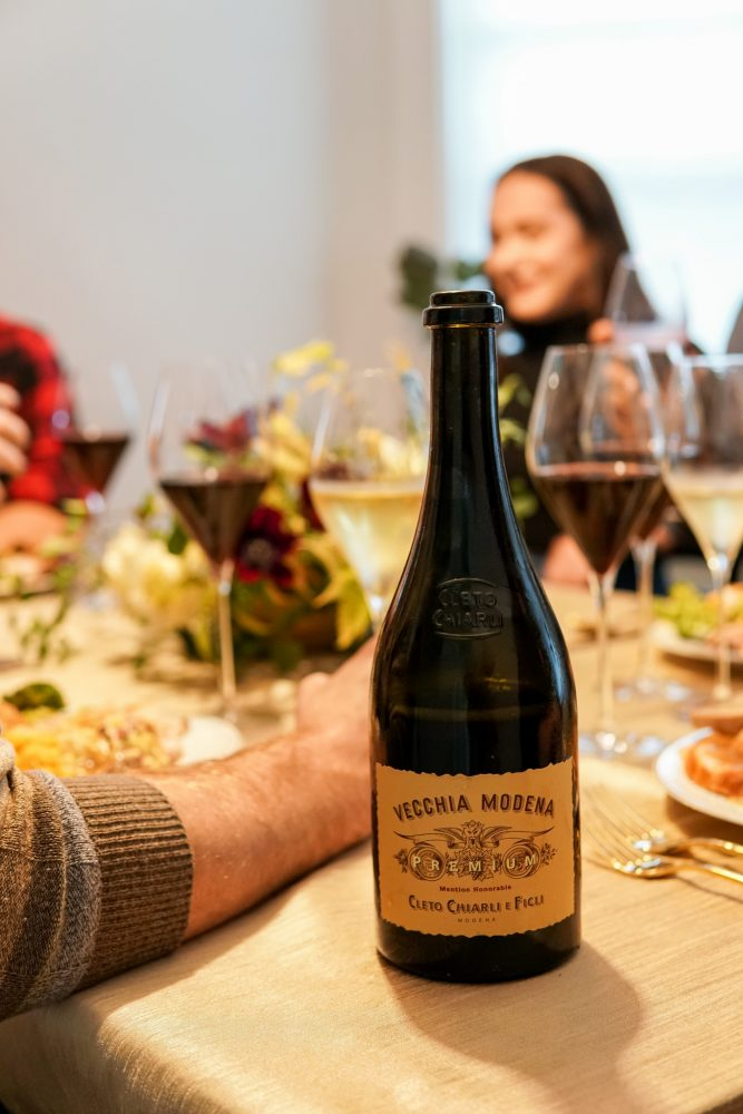 lambrusco thanksgiving