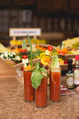 How To Make A Bloody Mary Football Stadium