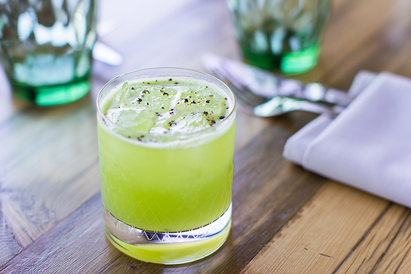 gin brunch cocktail