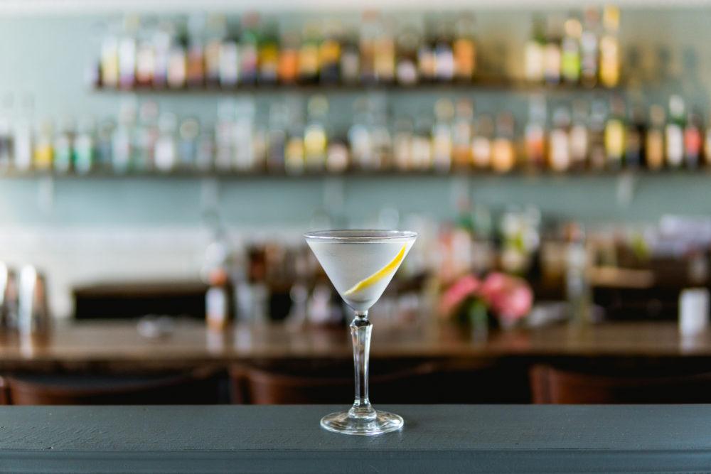 dolin blanc martini