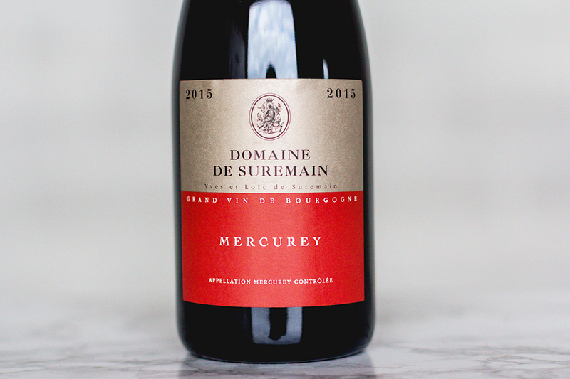mercurey wine