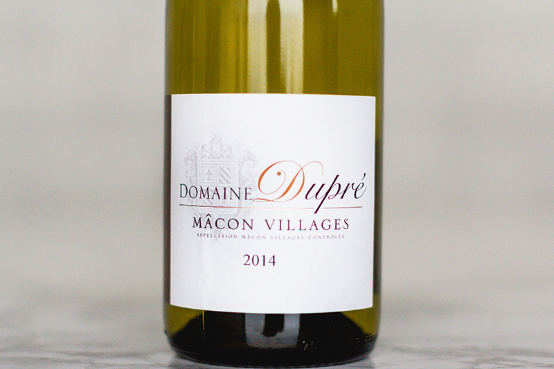 village macon wine