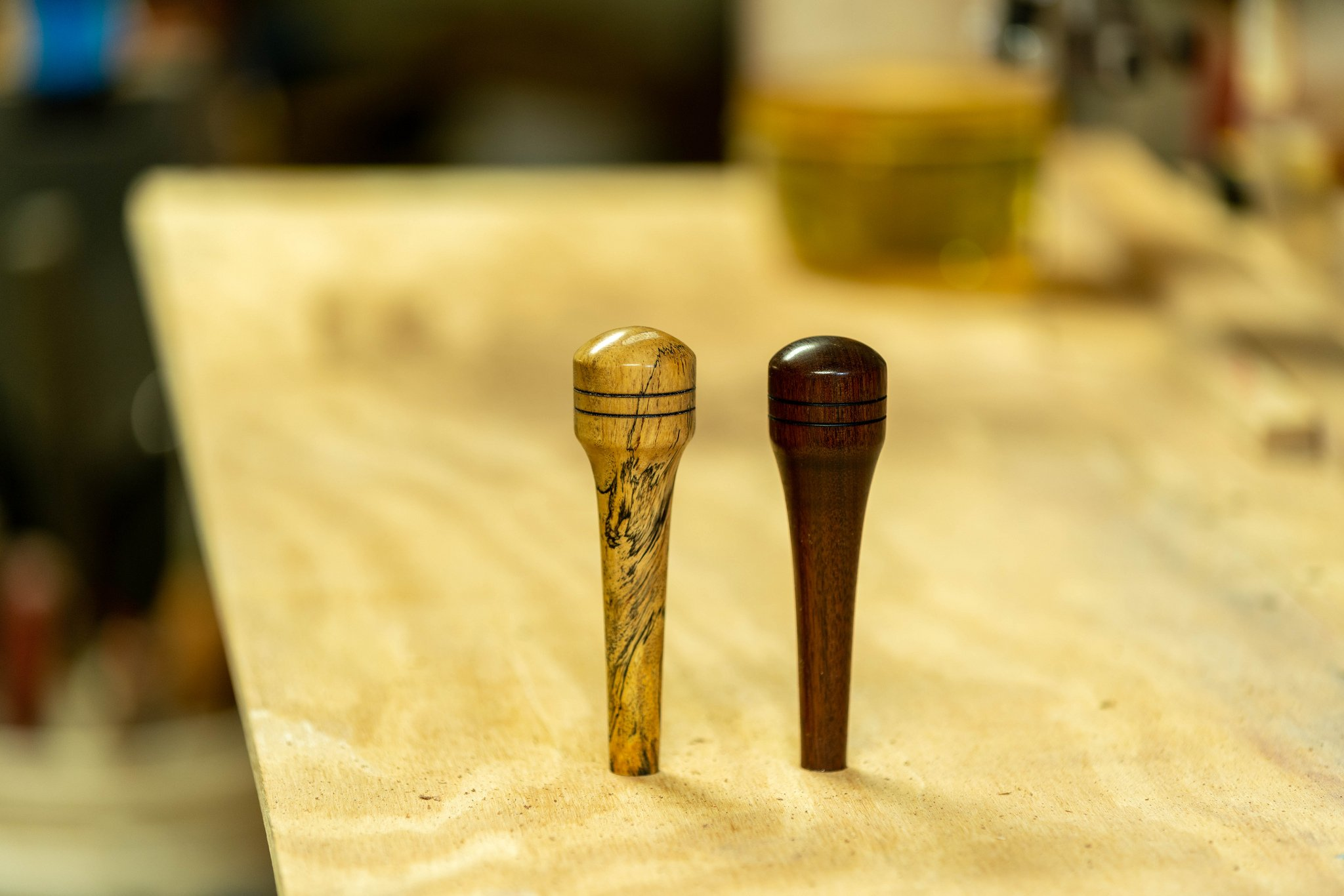 How-To Make A Wooden Beer Tap Handle