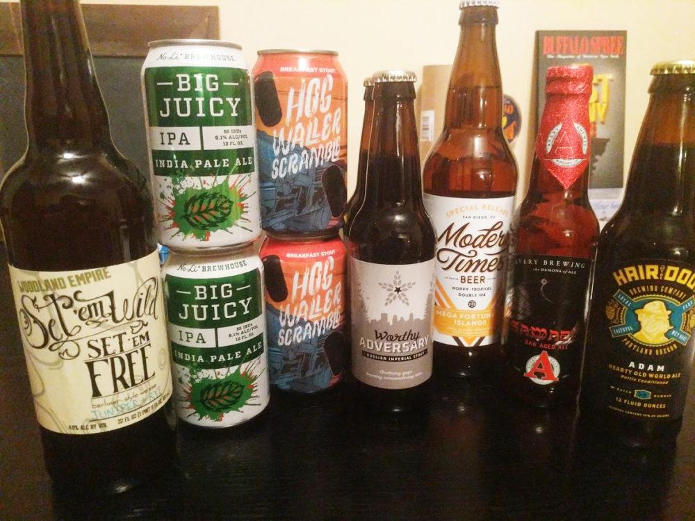 beer haul