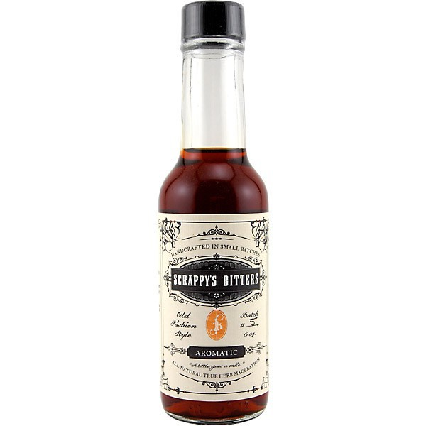 Scrappy's Aromatic Cocktail Bitters