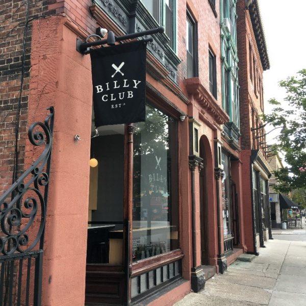 Billy Club on Allen St. in Buffalo
