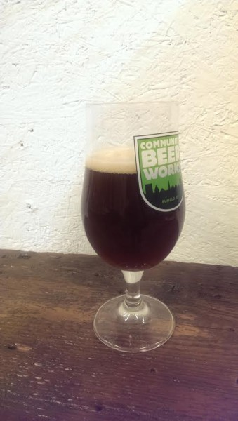 CBW gruit beer