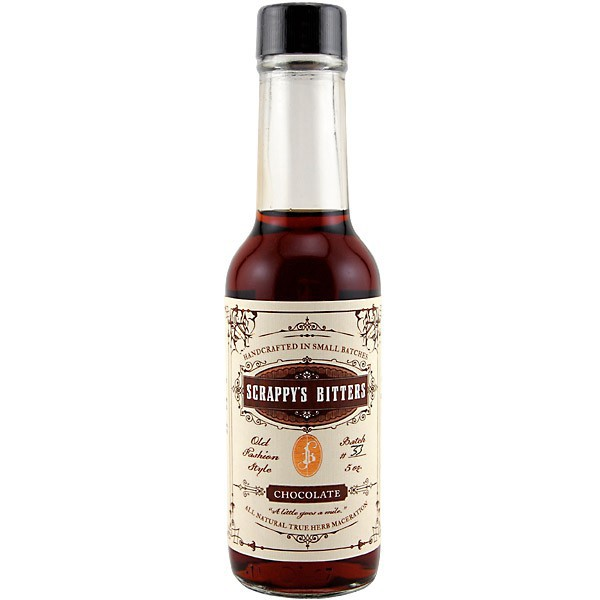 Scrappy's Chocolate Cocktail Bitters