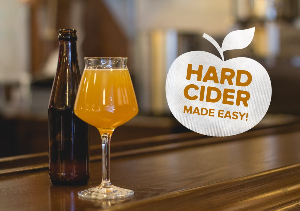 hard cider made easy