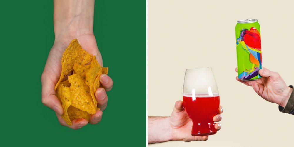 doritos beer snack pairings