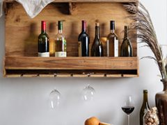 Wine Racks & Bottle Holders