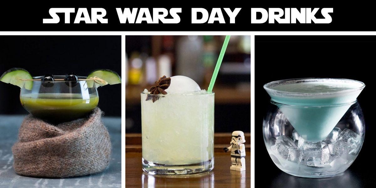 star wars day drinks