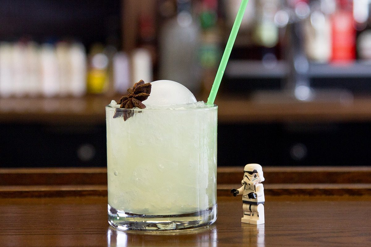 Imperial Stardust Cocktail