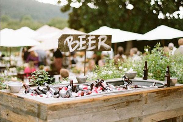 Beer Garden Ideas