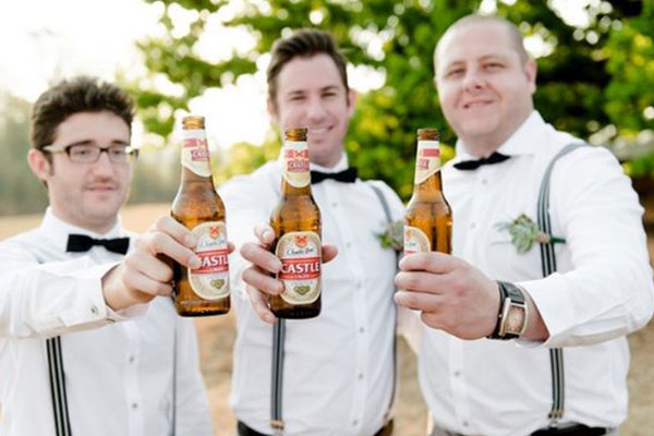 Beer Toast For Wedding