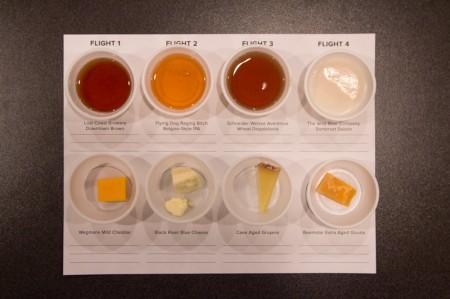 KegWorks Cheese and Beer Tasting