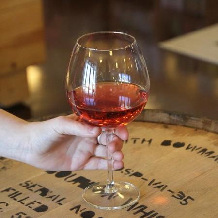 Libbey Leerdam XL Wine Glass