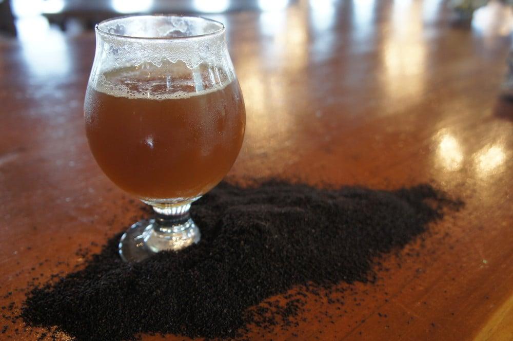 Newburgh Cafe Sour at Extreme Beer Fest beer trends