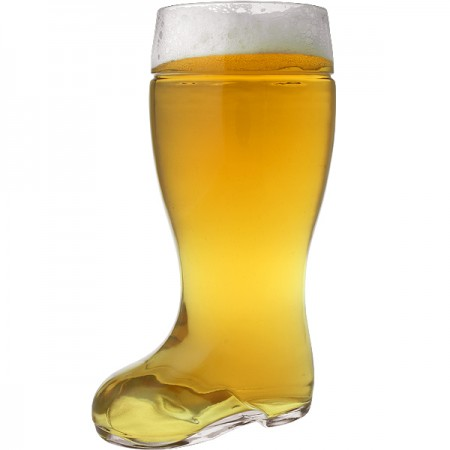 Oktoberfest Style Dad Beer Boot