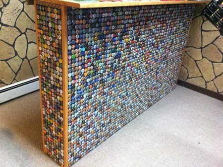 Preston Lane's Bottle Cap Bar