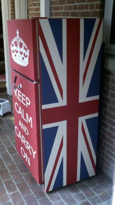 UK Kegerator
