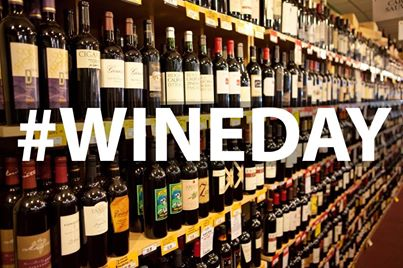 National Wine Day May 25th