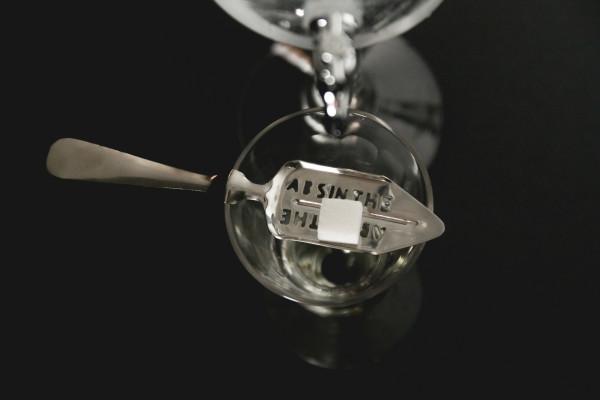 absinthe drip spoon and fountain