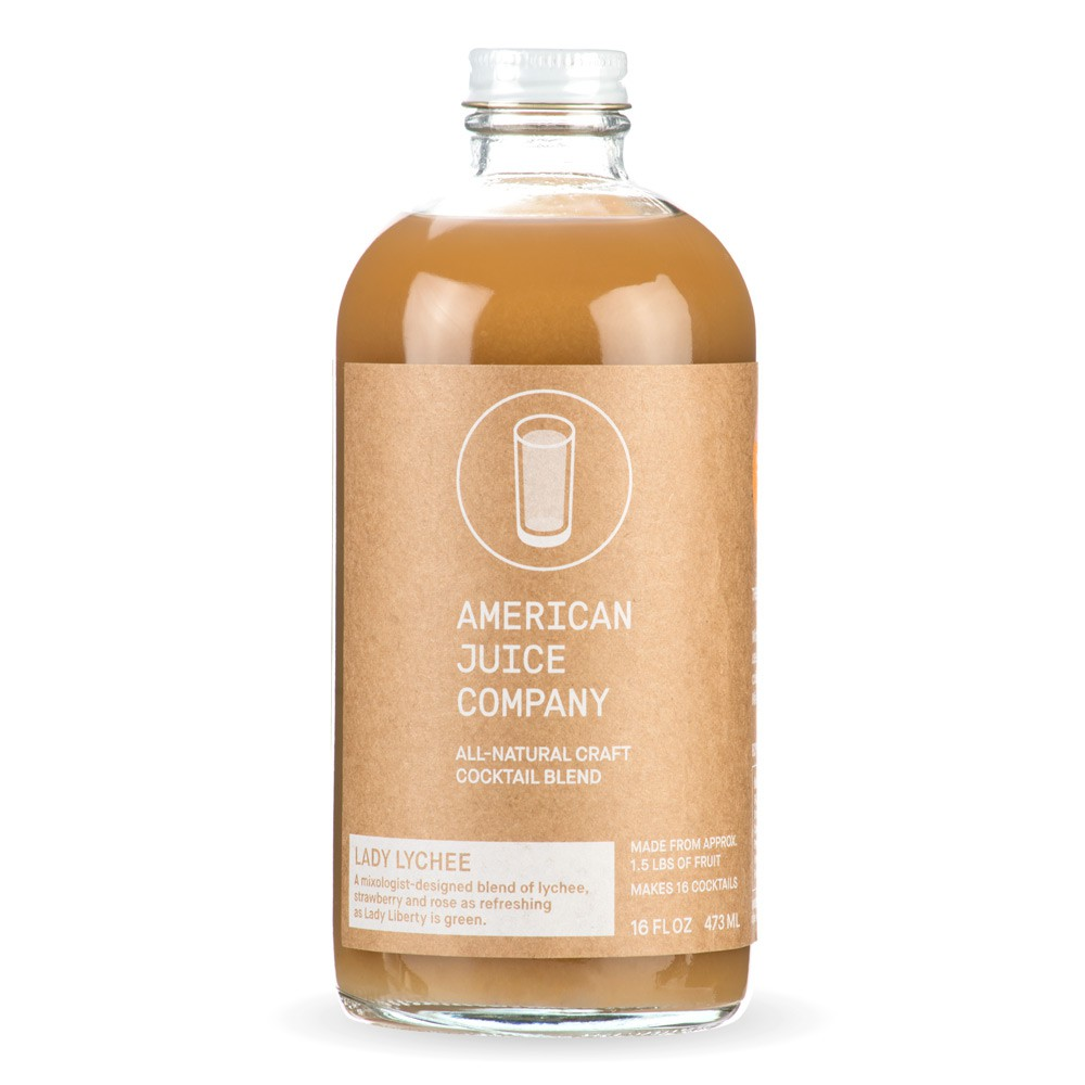 american juice company lady lychee