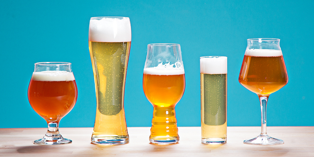 guide to beer glassware