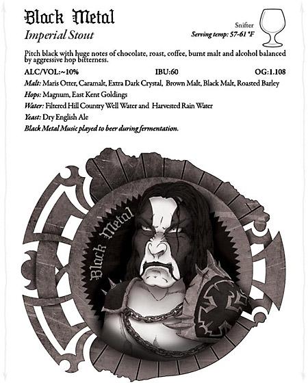 Jester King Black Metal Stout