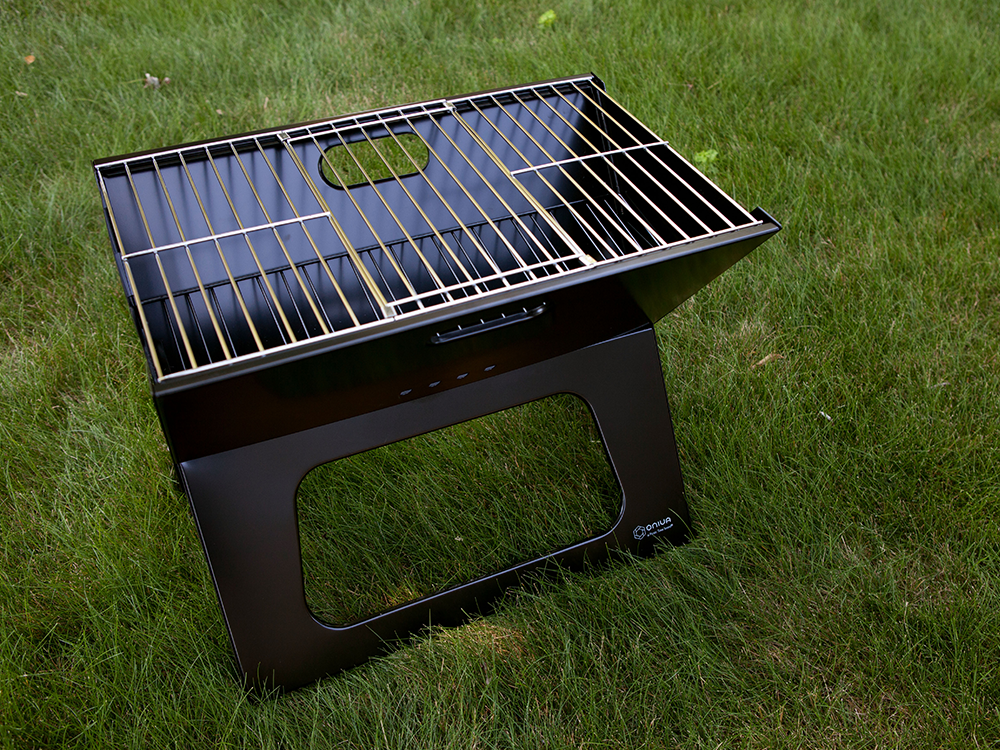 empty grill