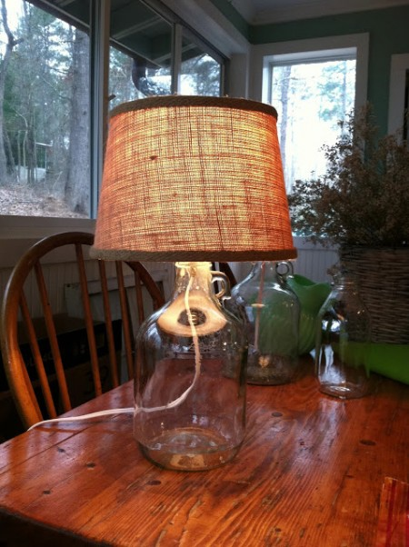 growler lamp