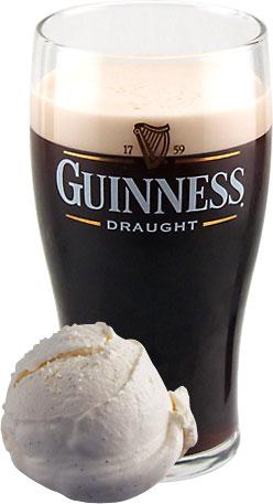 Guinness Ice Cream Float