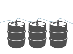Kegs in Series: Assembly Guidelines & Rotation Tips