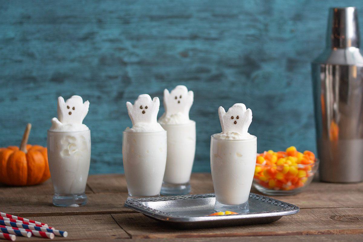 Ghostly Spirit Shooter Recipe