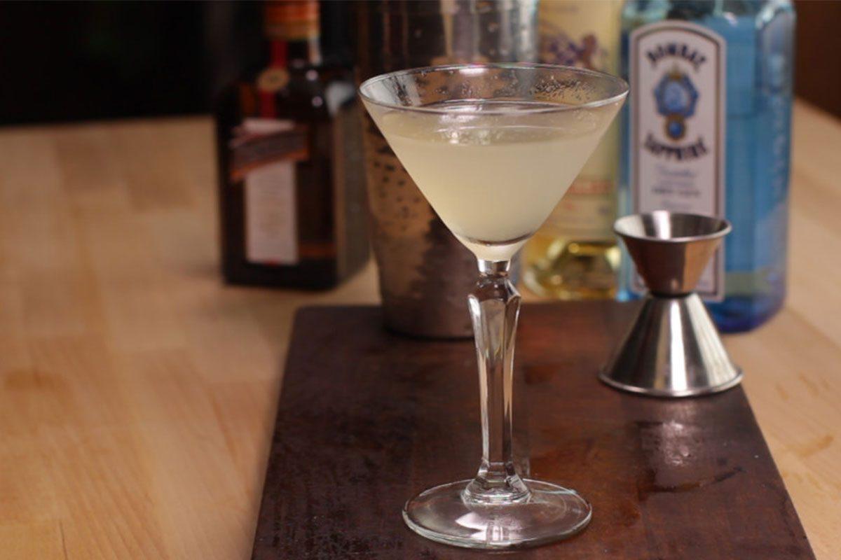 Corpse Reviver No. 2 Cocktail Recipe