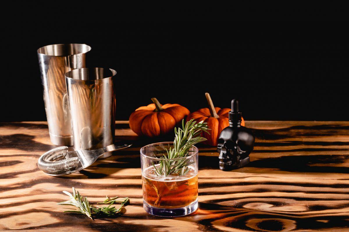 Sleepy Hollow Cocktail Recipe
