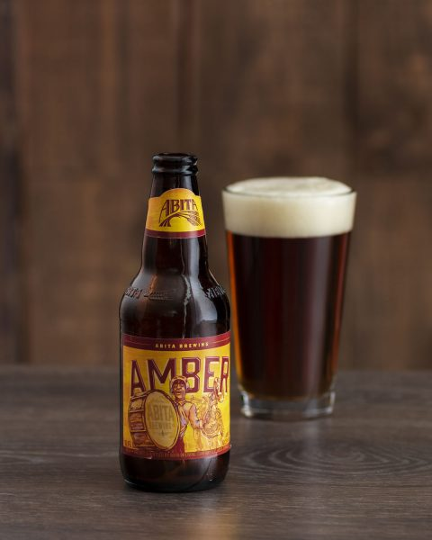 New Orleans Saints craft beer Abita Amber