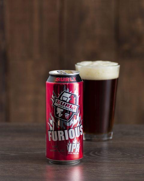 Minnesota Vikings craft beer Surly Furious IPA