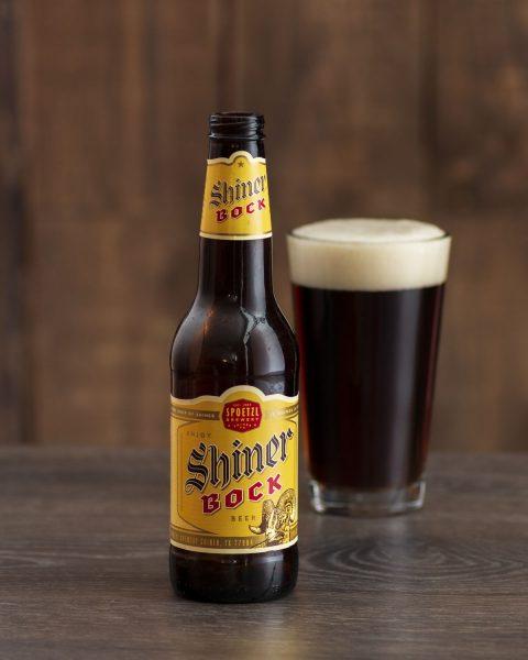 Houston Texans craft beer Shiner Bock