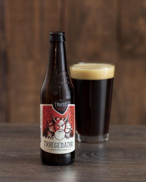 Philadelphia Eagles craft beer Troegs Troegenator