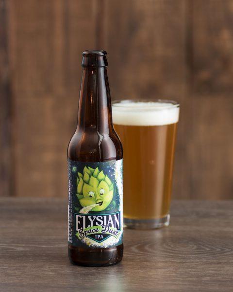 Seattle Seahawks craft beer Elysian Space Dust IPA