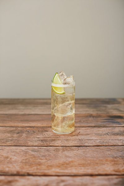 Spice & Ginger Ale Seedlip Recipe
