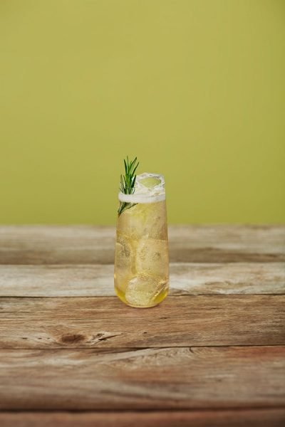 Garden & Ginger Ale Seedlip Recipe