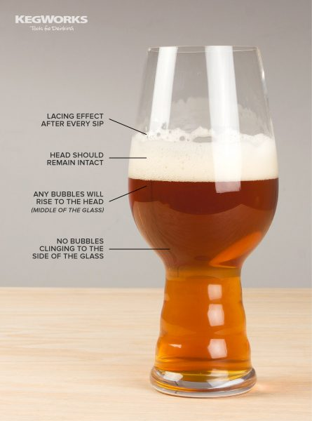 beer clean glass