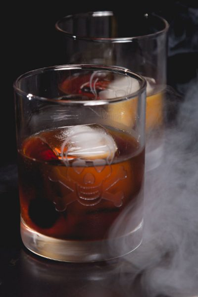 Candyman Cognac Cocktail Recipe